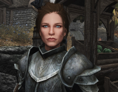 SSE Uthgerd SSE ENB w Ruh Eyes (and w/o the stupid boobtastic armor)