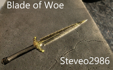 Blade of Woe Replacer SSE