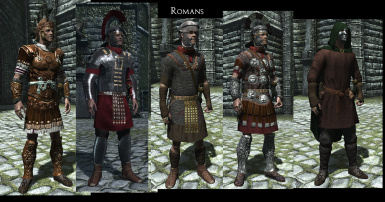 Historical Revival - The Roman Era