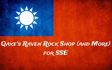 Qaxe's Raven Rock Shop (and More) for SSE - Traditional Chinese Translation