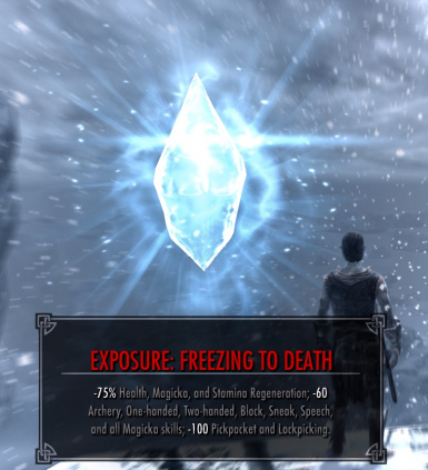 Exposure - Freezing to Death