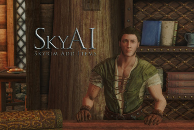 SkyAI SE - Skyrim Add Items