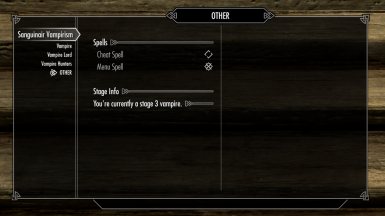 skyrim disable vampire attacks