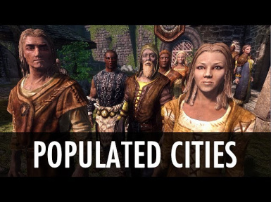 Populated Cities Towns Villages SE Open Cities Compatible