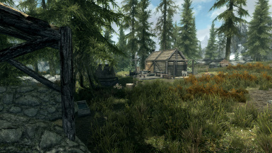 Riverwood Cabin no longer Anise's