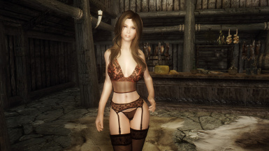 Xera The Fire Battlemage - CBBE-UUNP by Kayden87 - Ported to SSE by bchick3