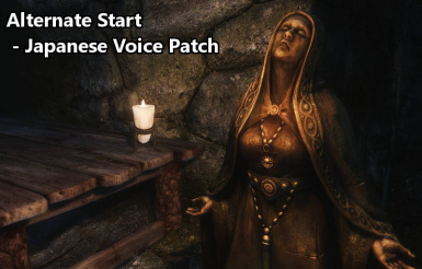 Alternate Start SSE - Japanese Voice Patch