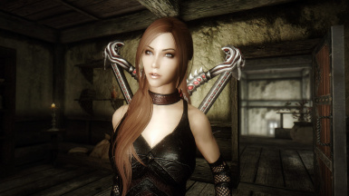 Alexis - The Freckled Assassin - CBBE-UUNP by Kayden87 - Ported to SSE by bchick3