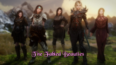 The Fabled Beauties by Asteria Starfall - Ported to SSE by bchick3