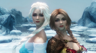 DJQ Frozen by Djacko Quatro - Ported to SSE by bchick3