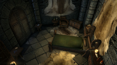 Player Room and Storage Chest