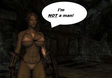 Female Animations For Female Orcs at Skyrim Special Edition Nexus