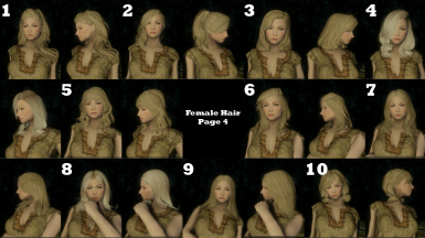Female Hair Page 4