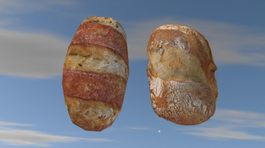 Bread Before After