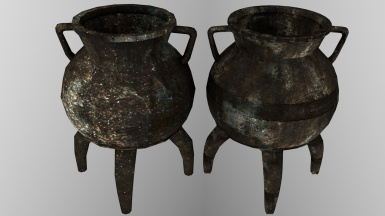 Cauldron Before After