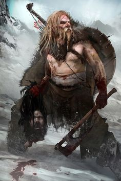 Berserker RP AND NPC Perks AND  Dragonborn Empowered Shouts AND Race Based Start Stats