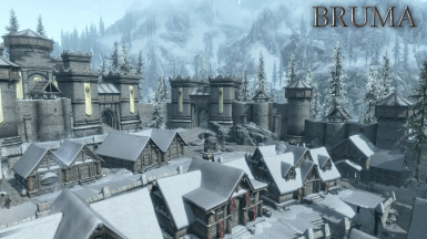 Beyond Skyrim - Bruma SE  Russian version