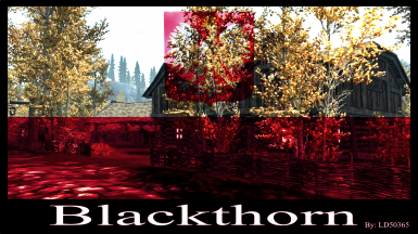 Blackthorn - A Buildable Town in The Rift (SE) - Polish (spolszczenie)