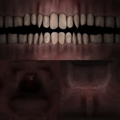 Immersive Mouth and Teeth - Skyrim Version