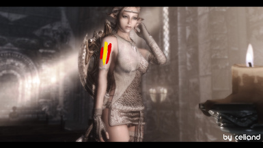 Emfy Cleric - DX Mini Armor Collection SSE Spanish