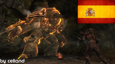 Dwarven Colossus - Mihail Monsters and Animals (SSE) Espanol