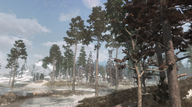 Skyrim 3d Trees And Plants At Skyrim Special Edition Nexus Mods And Community