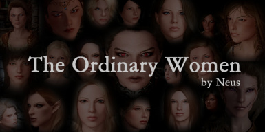 The Ordinary Women SSE