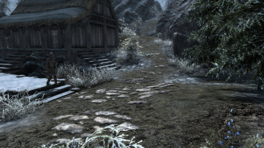 Road to Morthal