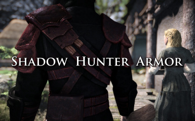 Shadow Hunter Armor