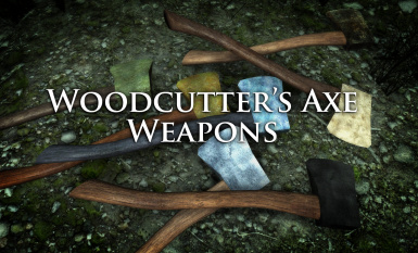 Woodcutter's Axe Weapons