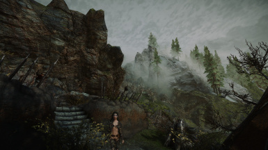 Mythical Weathers - Mythical ENB - Majestic Mountains