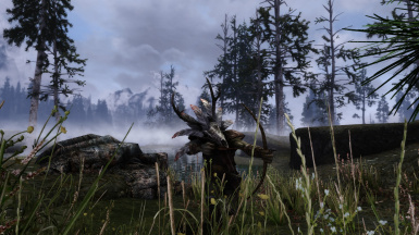 Obsidian Weathers - Natural View ENB - Immersive Creatures