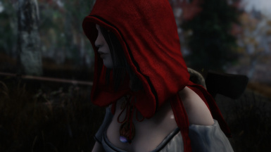 Gwelda Red Riding Hood