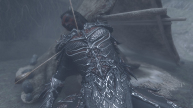 Daedric Armour and Weapons