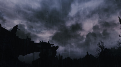 Intrigued ENB -  Obsidian - Tue Storms
