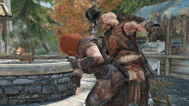 Better Shaped Nordic Steel Armor - A CBBE Armor Preset