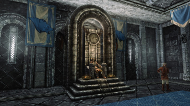 New Windhelm Throne