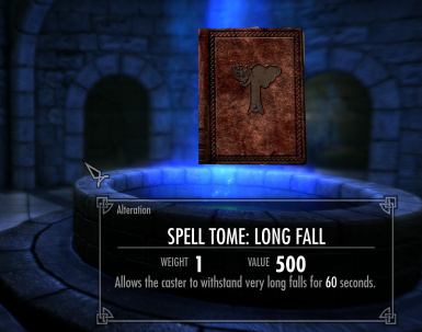 Long Fall Tome