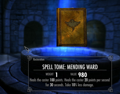 Mending Ward Tome