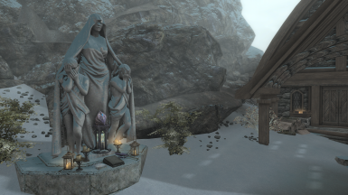 The Shrine of Kyne