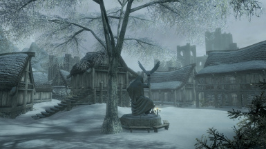 Winterhold Restored at Skyrim Special Edition Nexus - Mods and Community