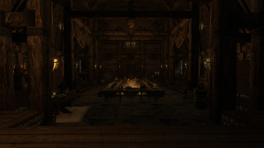 Inside the Mead Hall