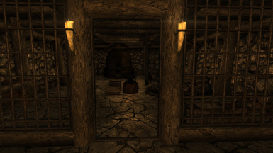 Urdarbrunnr's Basement - Crafting Area