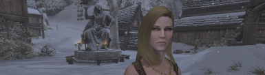 Winterhold Restored - Shiva's Vanilla Hair Replacer Patch
