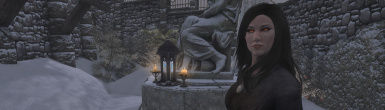 Winterhold Restored - Skyrim Hair Replacer Patch