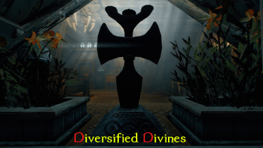 Diversified Divines (expanded religious blessings and amulets)