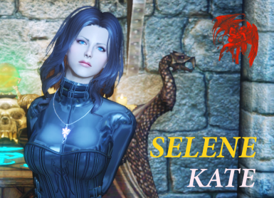 Companion Selene Kate - Kiss Me by Kasprutz and Hello Santa - Ported to SSE by bchick3
