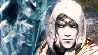 TDN Followers - Snow Elf Mage Follower - Lester by Nightshade - Ported to SSE by bchick3