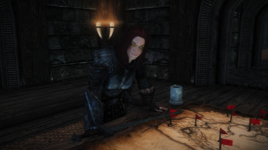 Planning stage in Windhelm