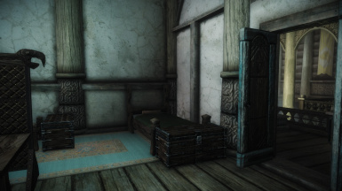 Celias Bed and Chest